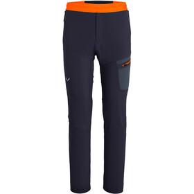 SALEWA Pedroc Light Durastretch Pantaloni Uomo, premium navy